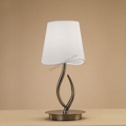 Настольная лампа Mantra 1925 NINETTE