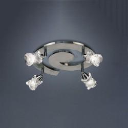 Светильник потолочный Mantra 0046 ROSA