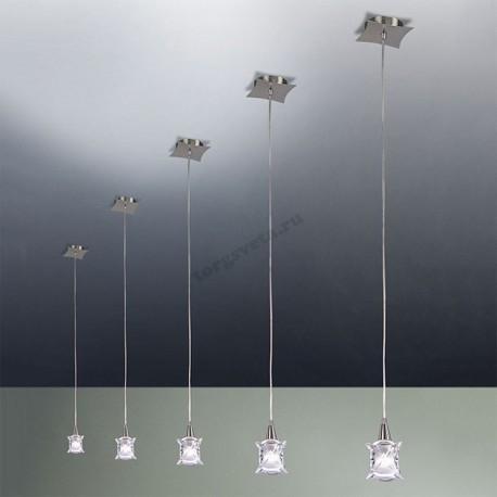 Светильник подвесной Mantra 0048 ROSA