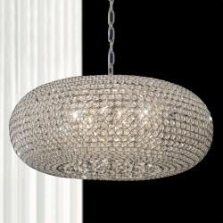 Светильник подвесной Mantra 4607 Crystal