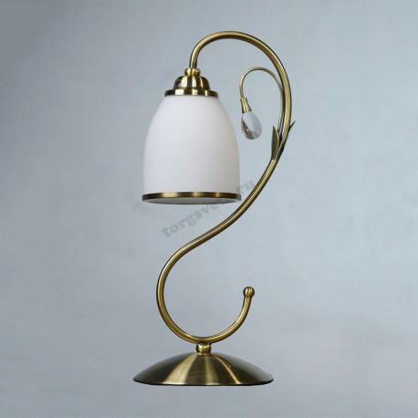 Настольная лампа Brizzi MA02640T/001 Bronze