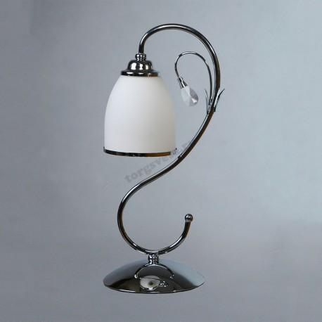 Настольная лампа Brizzi MA02640T/001 Chrome