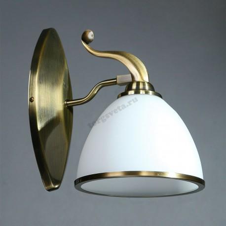Бра Brizzi MA02401W/001 Bronze