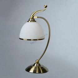 Настольная лампа Brizzi MA02401Т/001 Bronze