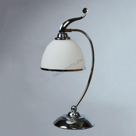 Настольная лампа Brizzi MA02401Т/001 Chrome
