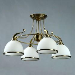 Люстра Brizzi MA02401CB/004 Bronze