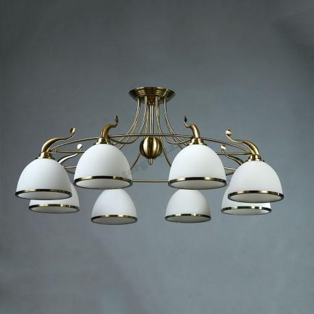 Люстра Brizzi MA02401CB/008 Bronze