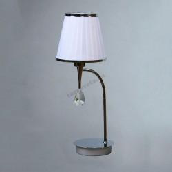 Настольная лампа Brizzi MA01625T/001 Chrome