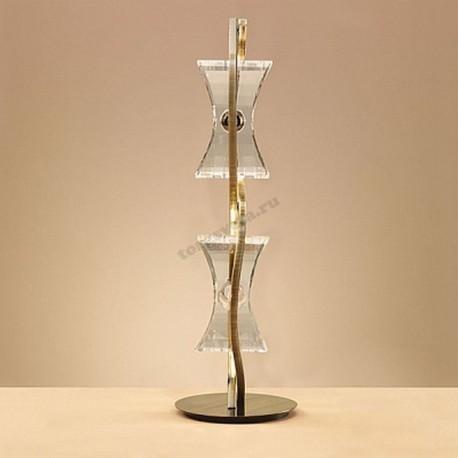 Настольная лампа Mantra 0876 KROM