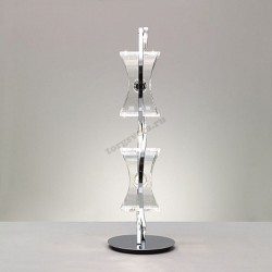Настольная лампа Mantra 0896 KROM